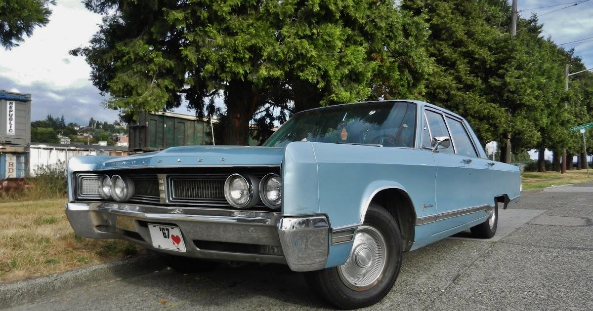 seattle s parked cars 1967 chrysler newport custom rh seattlesparkedcars blogspot com 1968 Chrysler Newport 1967 Chrysler New Yorker