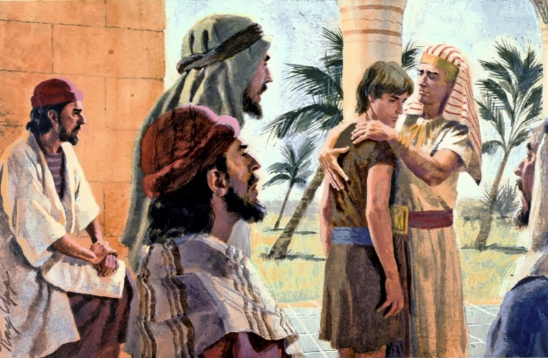 However It Was Judahs Idea To Sell Joseph The Slave Traders Which Ultimately Saved His Life And Brought Him Into Destiny