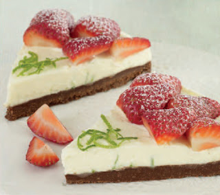 Homemade-Strawberry-Cheesecake