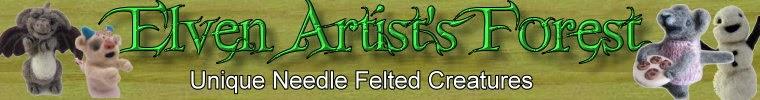 Elven Artist's Forest
