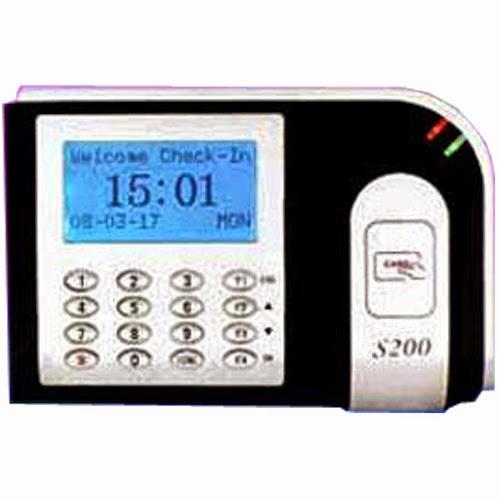 Máy chấm công thẻ từ ronald jack S200