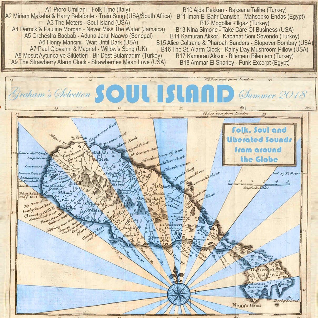 GRHM#12 - SOUL ISLAND