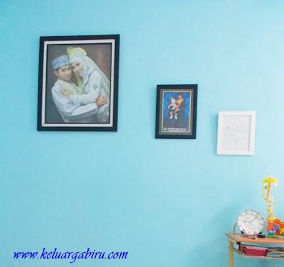 Rumah Keluarga Biru