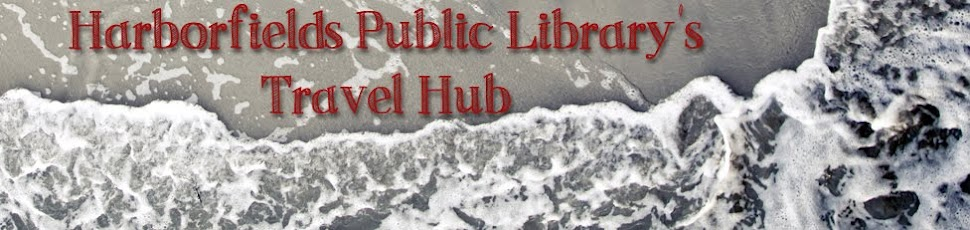 Harborfields Public Library Travel Hub