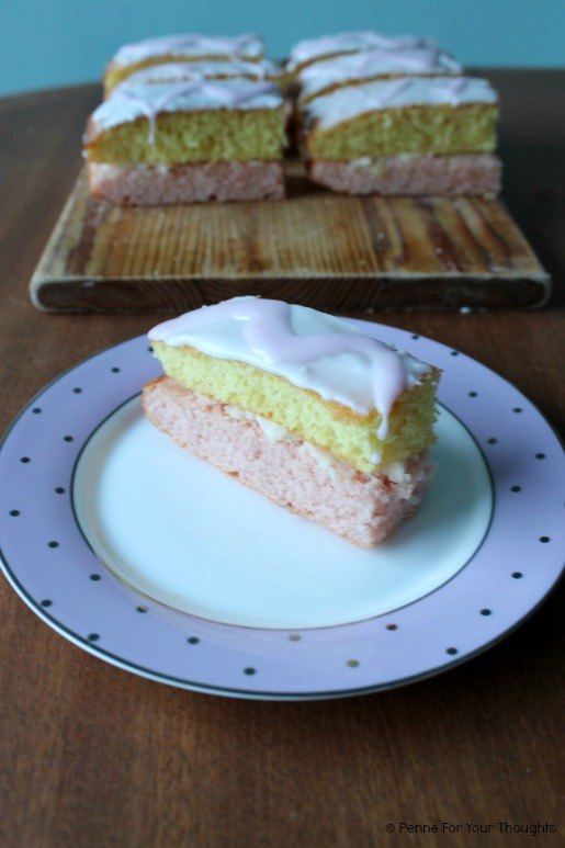 Angel Cake Slices Recipe