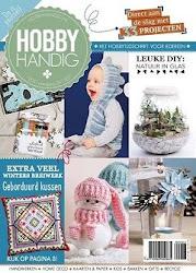 I design and write for HobbyHandig