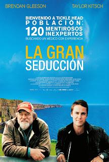 La Gran Seducción Poster