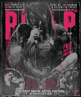 Pulp Magazine Issue #4 cover 2