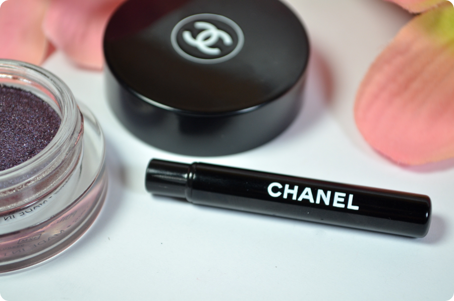 Review Chanel Illusion D'Ombre Notes de Printemps Kollektion - Pinsel
