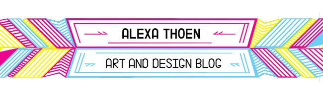 Alexa Thoen Art and Design Blog