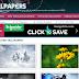 Referensi Membuat Website Gambar atau Website Wallpaper