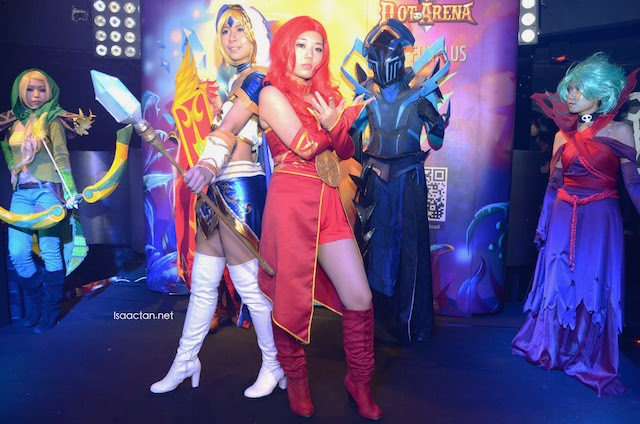 Dot Arena Cosplay Party Event By Funplus @ Zouk KL