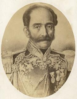 'Retrato del General don Juan Gualberto Gregorio de Las Heras', tomado de profesor-daniel-alberto-chiarenza.blogspot.com