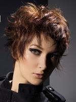 peinado cabello medio para chicas