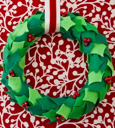 Party Frosting: Winter Party Inspiration: Wreaths
