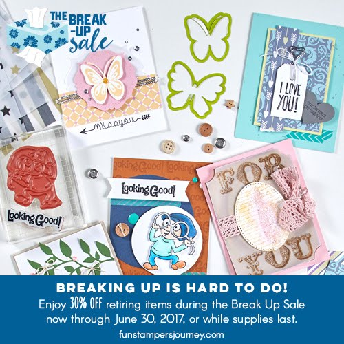 Break Up Sale