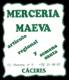 Mercería Maeva