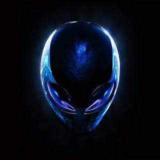 Ipad alien wallpaper