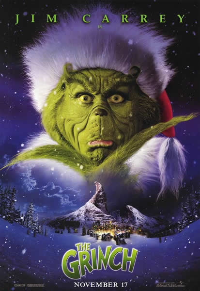 Peliculas Clásicas de Navidad - El Grinch