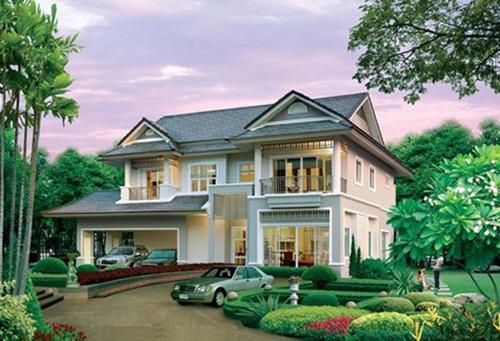 phong thủy nhà ở, phong thủy khi mua nhà, xem hướng khi mua nhà