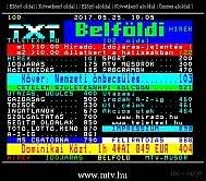 MTV teletext