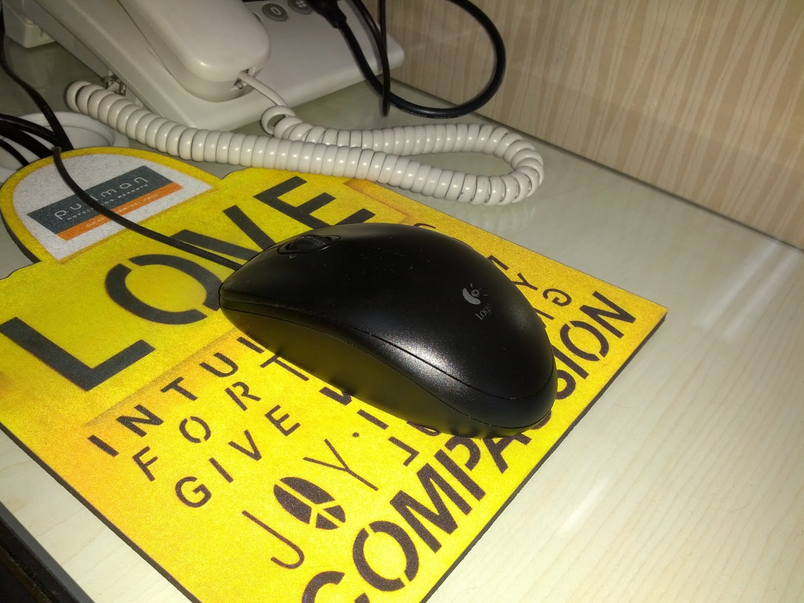 Your mouse does not work. A simple solution to a big problem for novice users 68