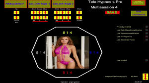TeleHipnosis Control a Distancia