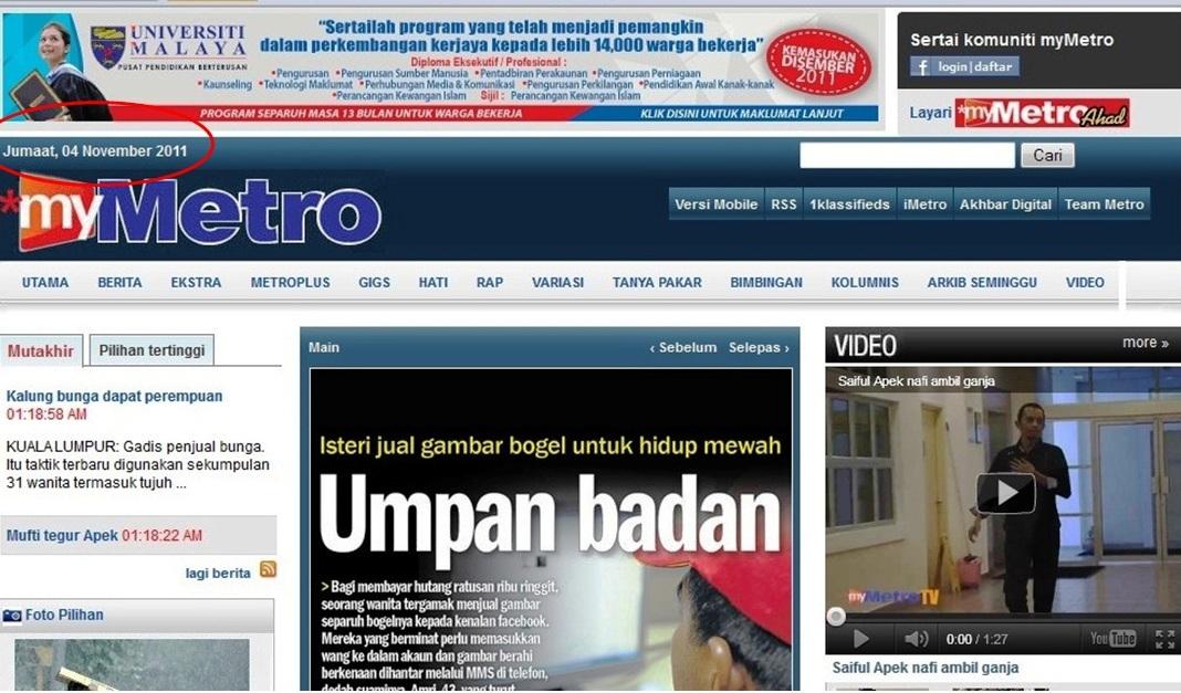 Zim+B+Metro ... ://chromalife100.blogspot.com/2011/11/harian-metro ...