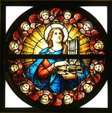 St Cecilia – Patron Saint of Musicians