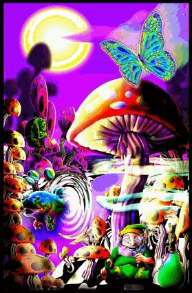 Courtesy of Trippy Psychedelic Art