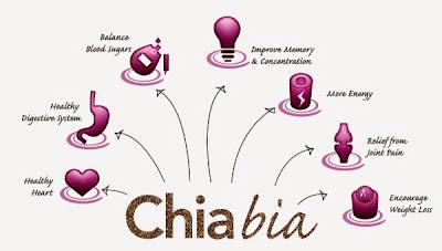 ประโยชน์ของเมล็ดเจีย / เมล็ดเชีย / Chia Seed 2