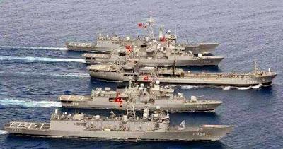 PM Turki Kerahkan Angkatan Laut untuk Lindungi Muslim Myanmar