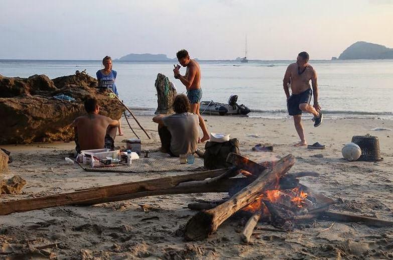 рыбалка в индийском океане с берега