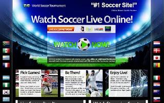 Live Stream Soccer