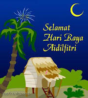 Kata-Kata Mutiara Idul Fitri Bergambar Terbaru 2013-1434 H