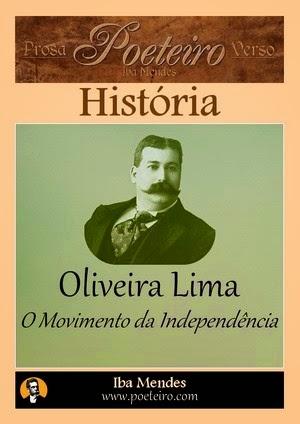 O Movimento da Independência, de Oliveira Lima - livro em PDF gratuito