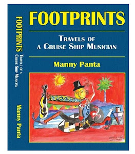 FOOTPRINTS:TRAVELS OF A CRUISE SHIP MUSICIAN