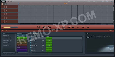 MAGIX Music Maker Rock Edition 4 Full Keygen