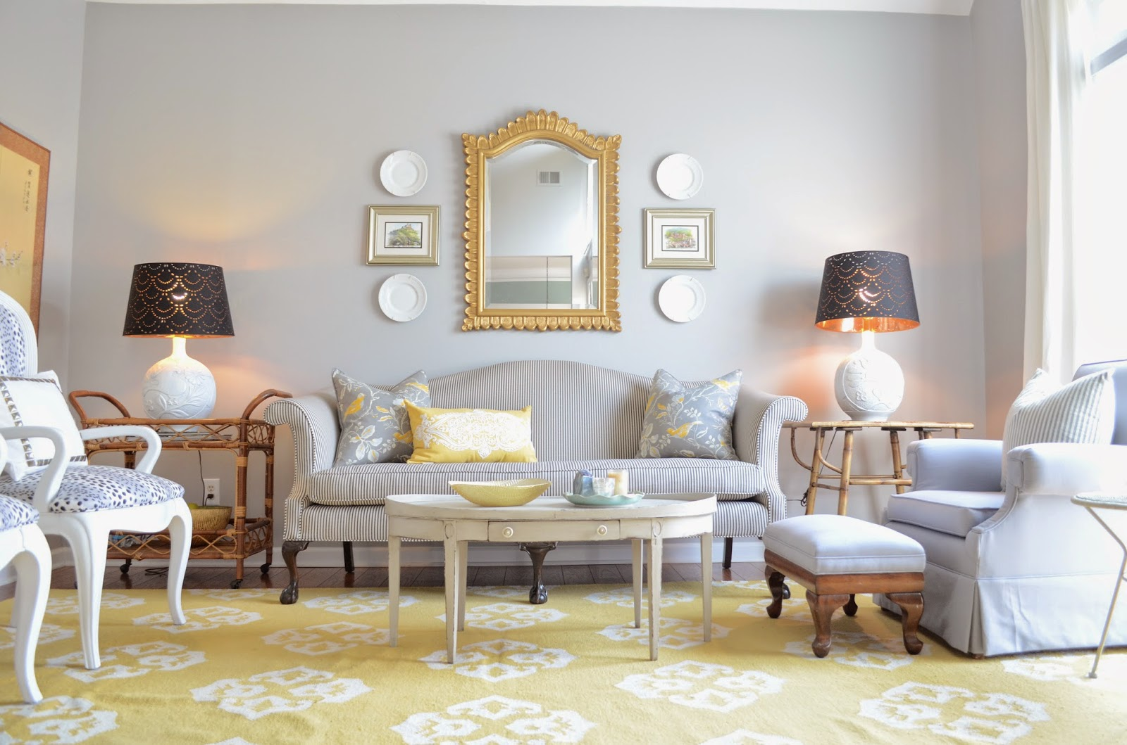 Living Room Switcheroo - maggiegriffindesign.com