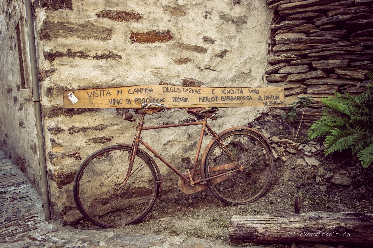 Fahrrad Deko
