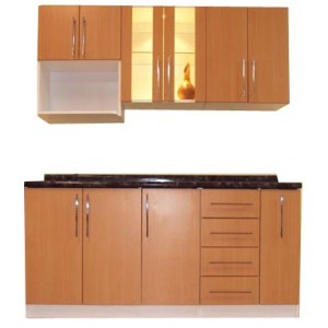 Muebleria casa nae for Como montar muebles de cocina