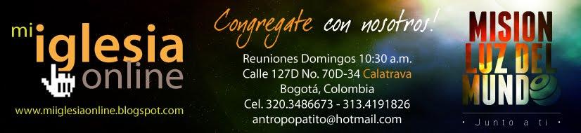 Mision Luz del Mundo Bogota