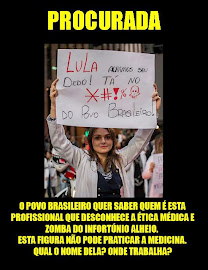 Médica expressa todo seu ódio pelo povo brasileiro