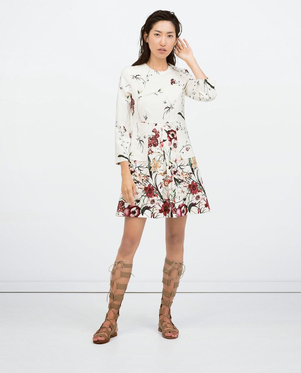 Zara flores