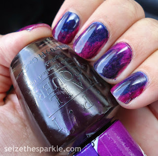 Fishbowl Friday Triangle Nails