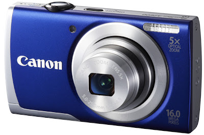 Canon PowerShot A2600 Camera