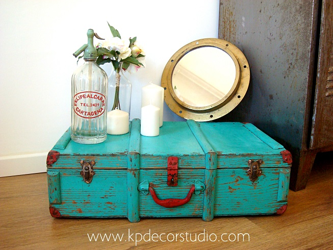 1000 images about vintage on pinterest romantic colors - Como decorar cajas de madera estilo vintage ...