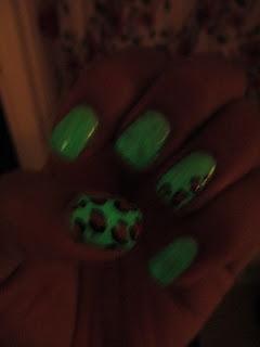 Julep Sofia, cheetah, leopard, animal print, nail art, nail design, mani