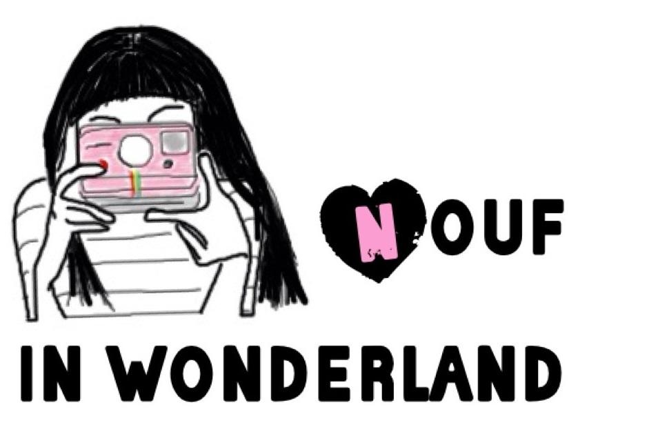 Nouf in Wonderland