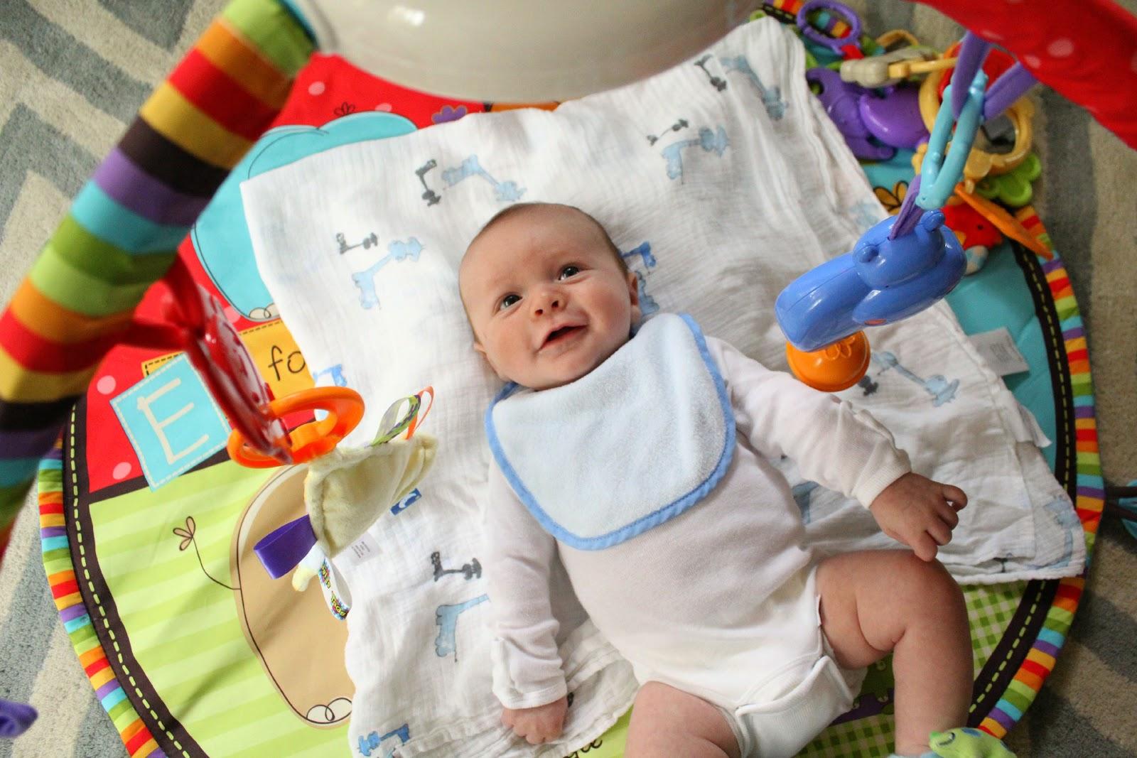 Crib gym for babies - Crib Gym For Babies 3